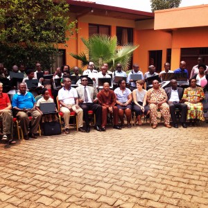 Members of the Disability Coordination Forum